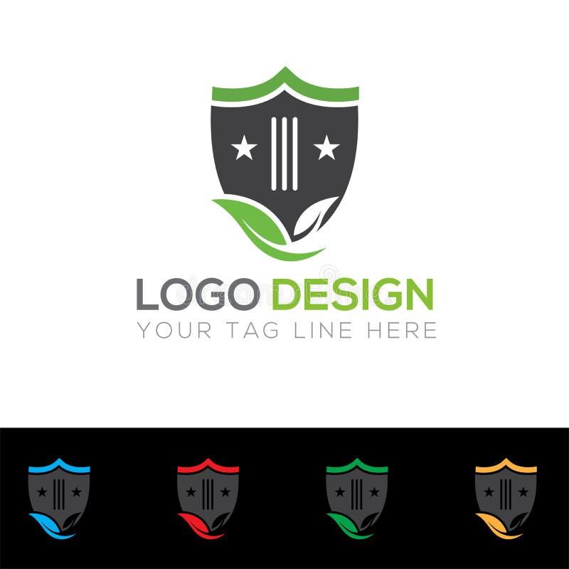 Shield Logo Template, Protector Logo Design, Abstract logo. Vector Illustration Graphic. vector illustration