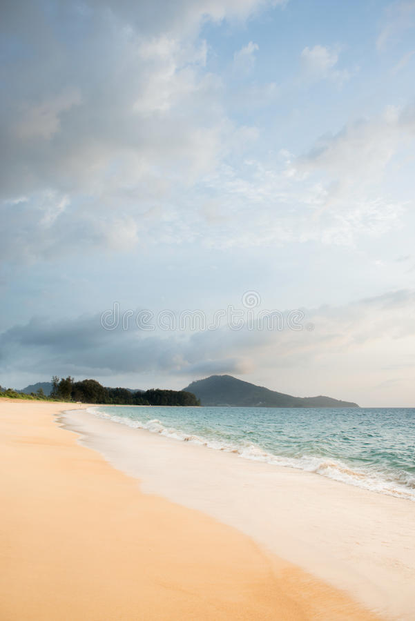 Download Untouched Tropical Beach Royalty Free Stock Images - Image: 29460099