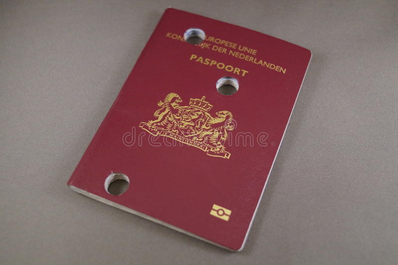 Unusable perforated damaged dutch passport nederlands paspoort download unusable perforated damaged dutch passport nederlands paspoort stock photo image 46777080 ccuart Choice Image