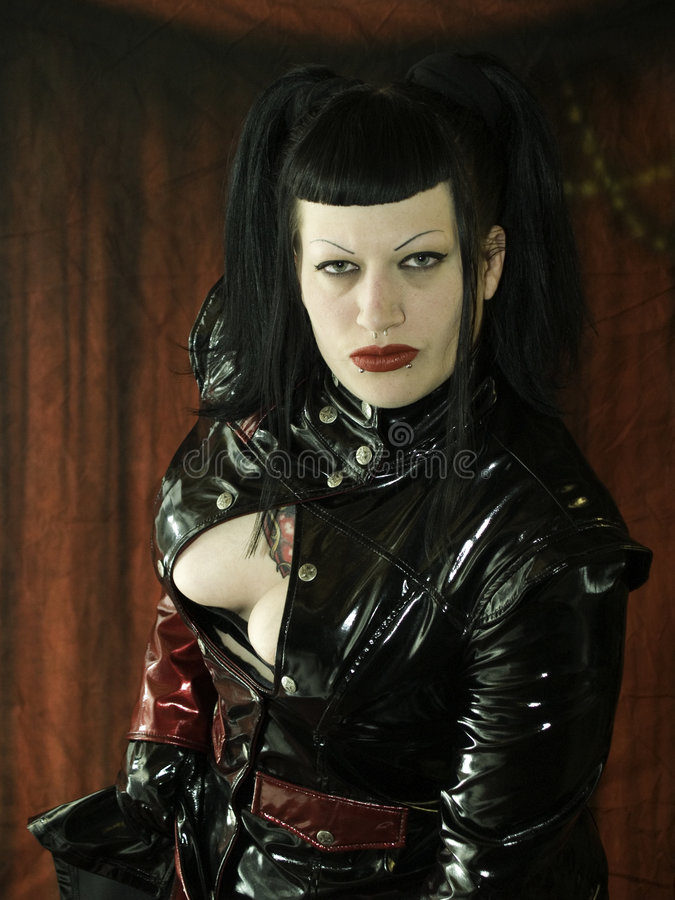 Download Unusual Girl stock photo. Image of female, corset, tattoo - 2193192