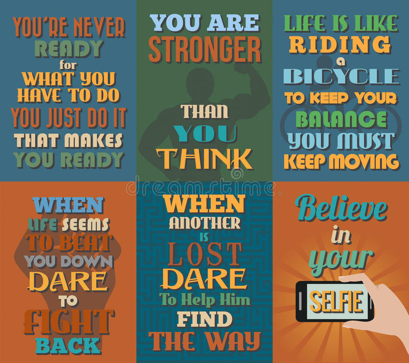 Life Quote Posters Adorable Unusual Motivational And Inspirational Quotes Postersset 12