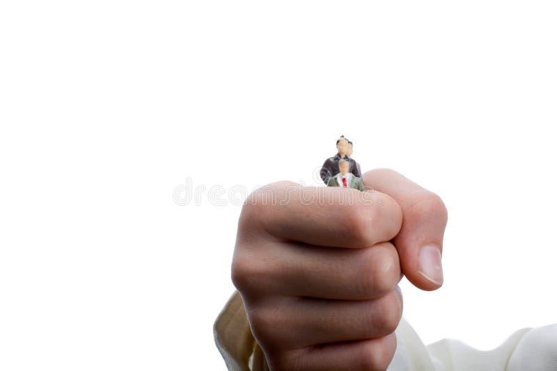 Uomini di modello della figurina disponibili immagini stock libere da diritti