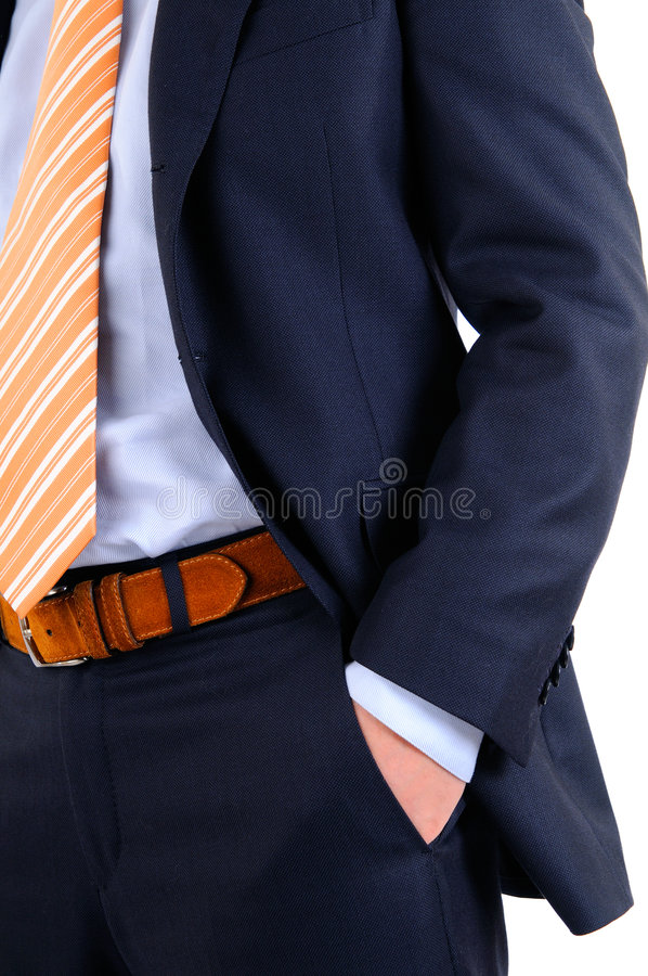 Uomini in vestito immagine stock