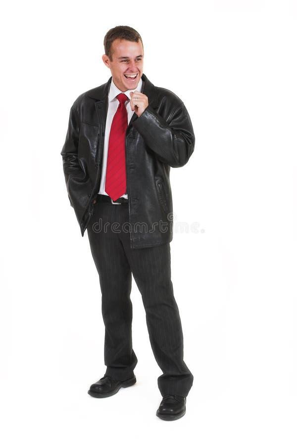 Uomo #3 di affari fotografie stock