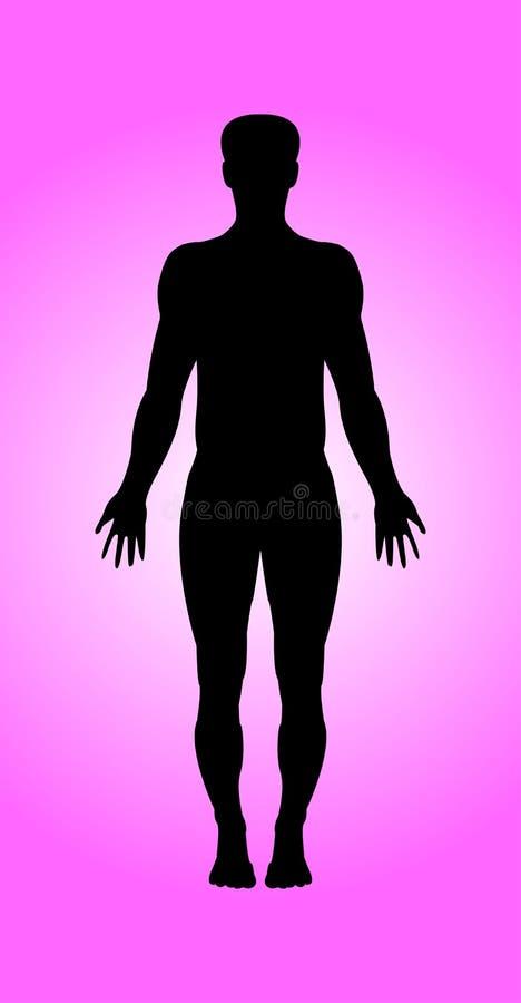 Uomo illustrazione vettoriale