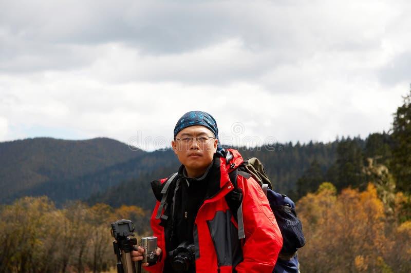 uomo asiatico   fotografie stock