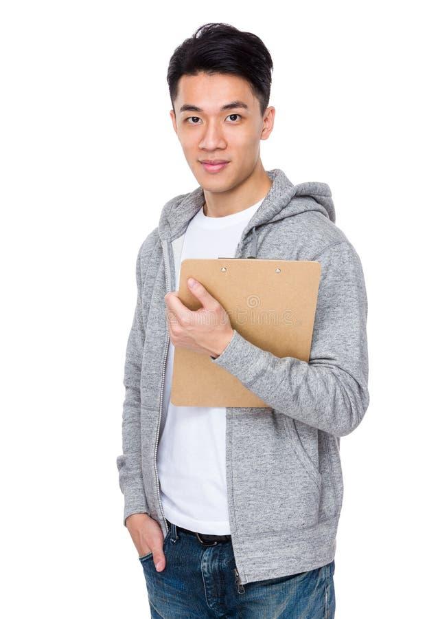 Download Uomo asiatico fotografia stock. Immagine di pagina, maschio - 55355538