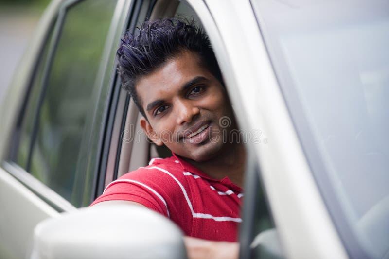 Download Uomo Asiatico In Automobile Immagine Stock - Immagine di camicia, pozzo: 3880149