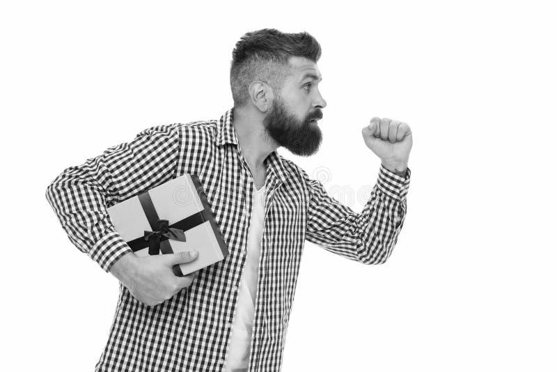 Uomo barbuto Pantaloni a vita bassa maturi con la barba Uomo brutale sicuro e bello Cura della barba dei capelli Cura maschio del fotografia stock