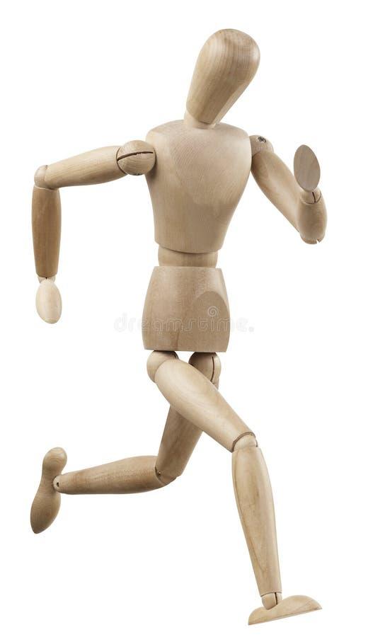 Download Uomo corrente immagine stock. Immagine di uomo, sport, fretta - 213115