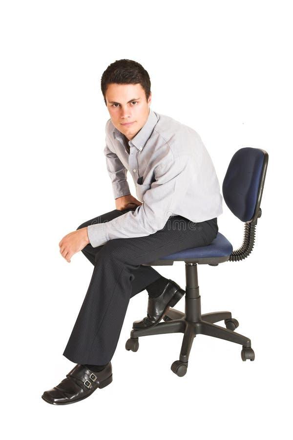 Uomo d'affari #100 immagini stock libere da diritti