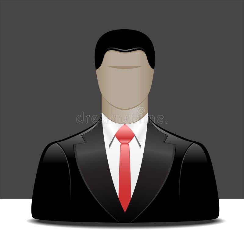 Uomo d'affari. immagini stock libere da diritti