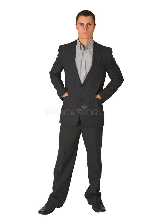 Uomo d'affari #227 immagine stock libera da diritti