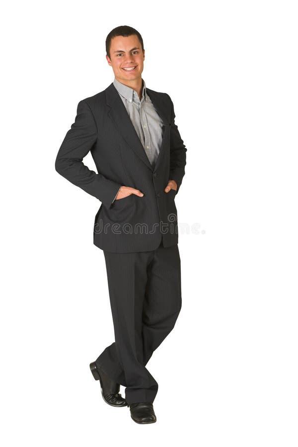 Uomo d'affari #230 immagini stock libere da diritti