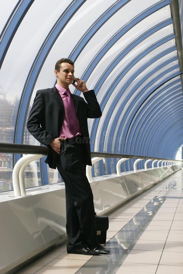 Uomo d'affari 3 fotografia stock libera da diritti
