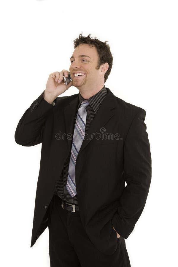 Uomo d'affari immagine stock