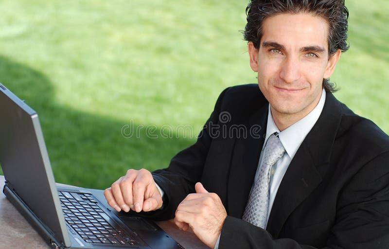 Uomo d'affari immagini stock libere da diritti
