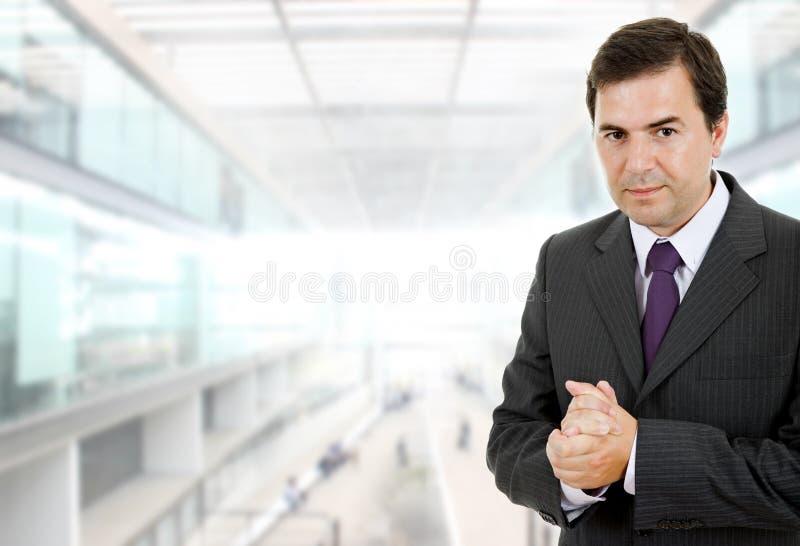 Download Uomo d'affari immagine stock. Immagine di caucasico, testa - 56884953
