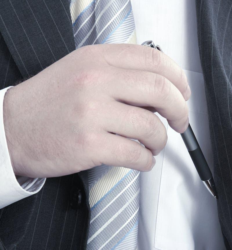 Download Uomo d'affari fotografia stock. Immagine di finanza, esecutivo - 7321136