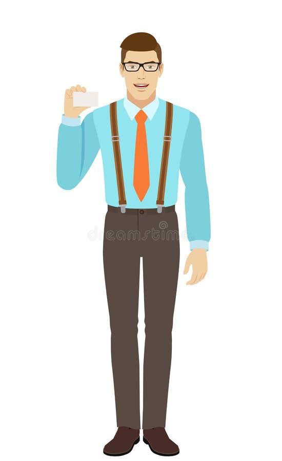 Uomo d'affari illustrazione vettoriale