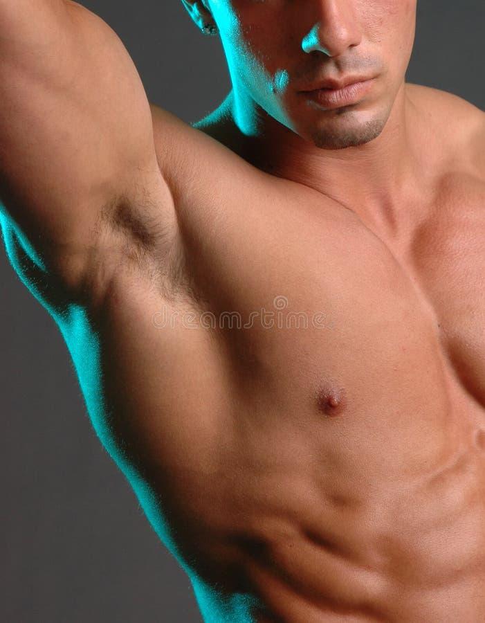 Uomo del Aqua fotografie stock