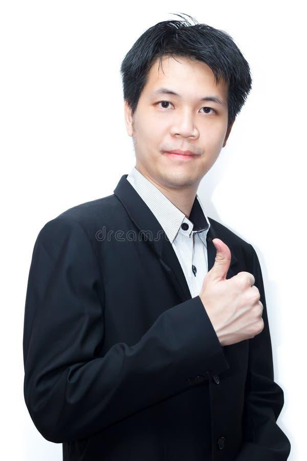 Uomo dell'Asia fotografia stock libera da diritti