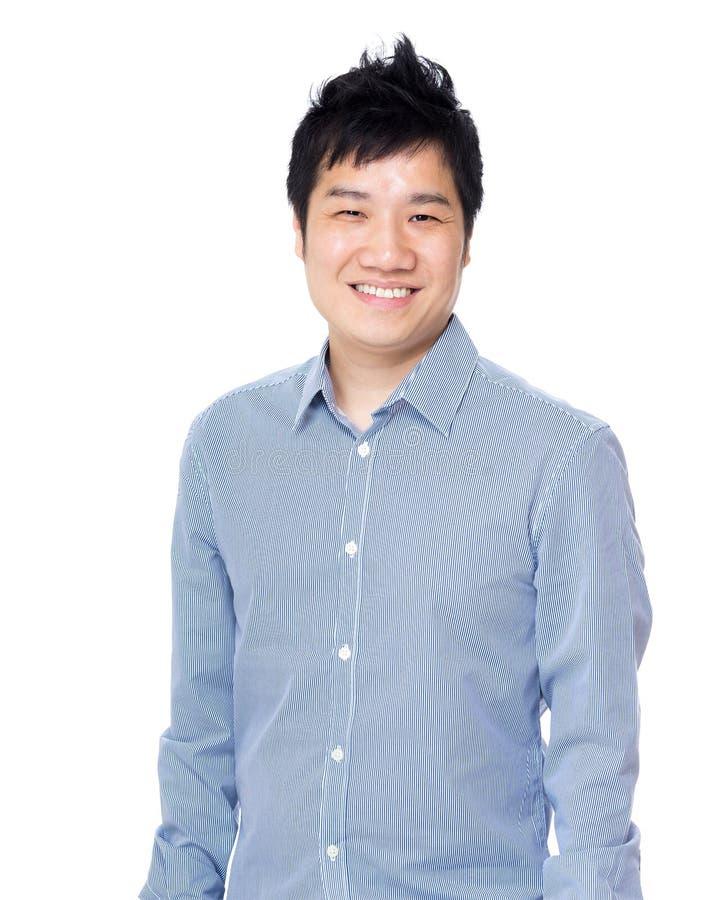 Uomo dell'Asia fotografie stock