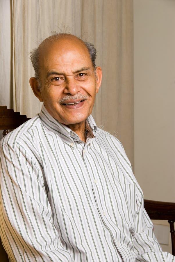 Uomo dell'indiano orientale fotografia stock