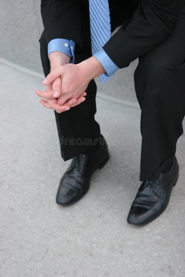 Download Uomo di affari immagine stock. Immagine di d0, commercio - 218477