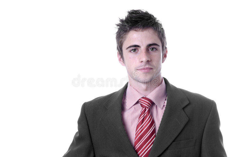 Download Uomo di affari immagine stock. Immagine di testa, caucasico - 3130935