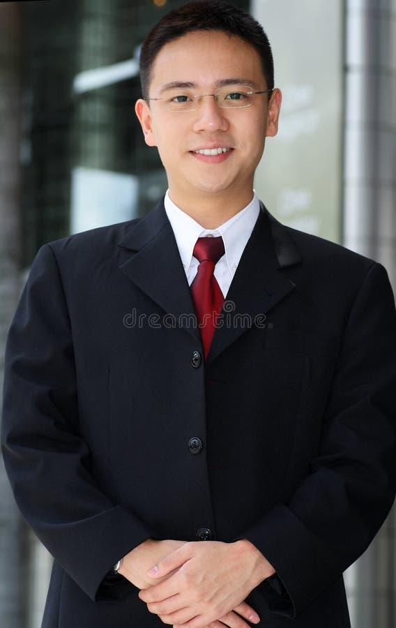 Download Uomo di affari fotografia stock. Immagine di società, sicuro - 3133814