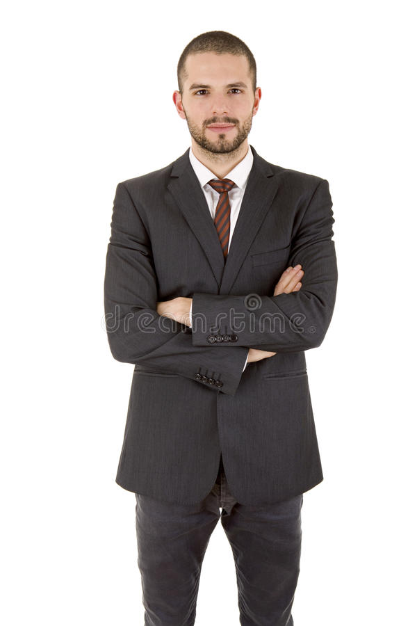 Uomo di affari immagine stock libera da diritti