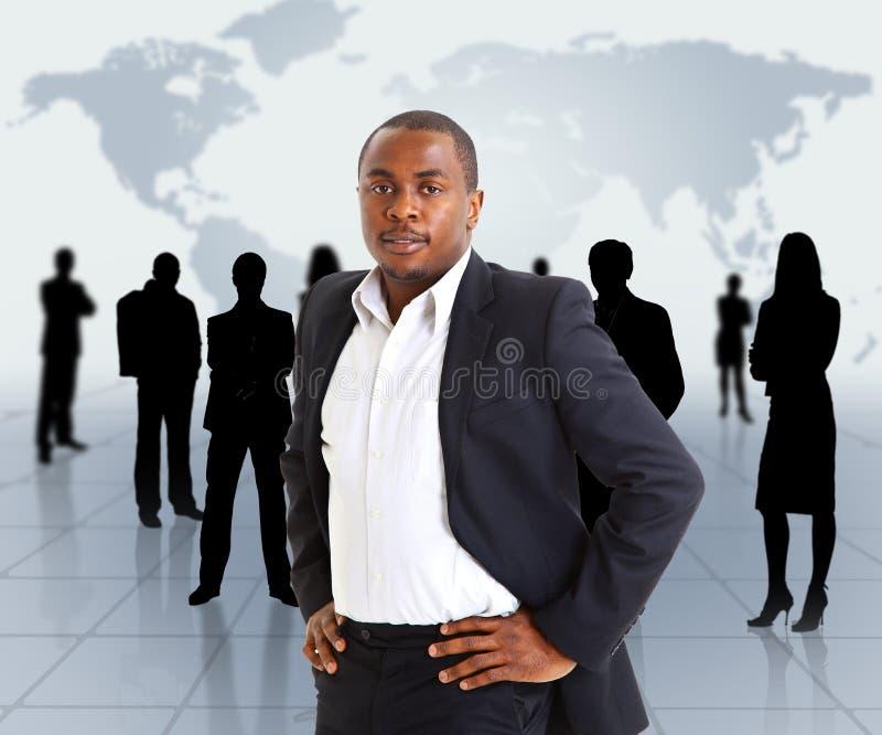 Uomo di affari e immagini stock