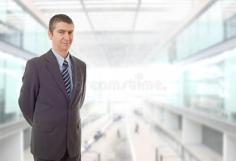 Uomo di affari fotografie stock