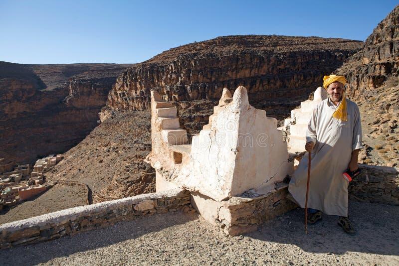 Uomo di Berber fotografia stock libera da diritti