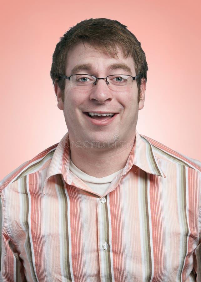 Uomo divertente immagine stock libera da diritti
