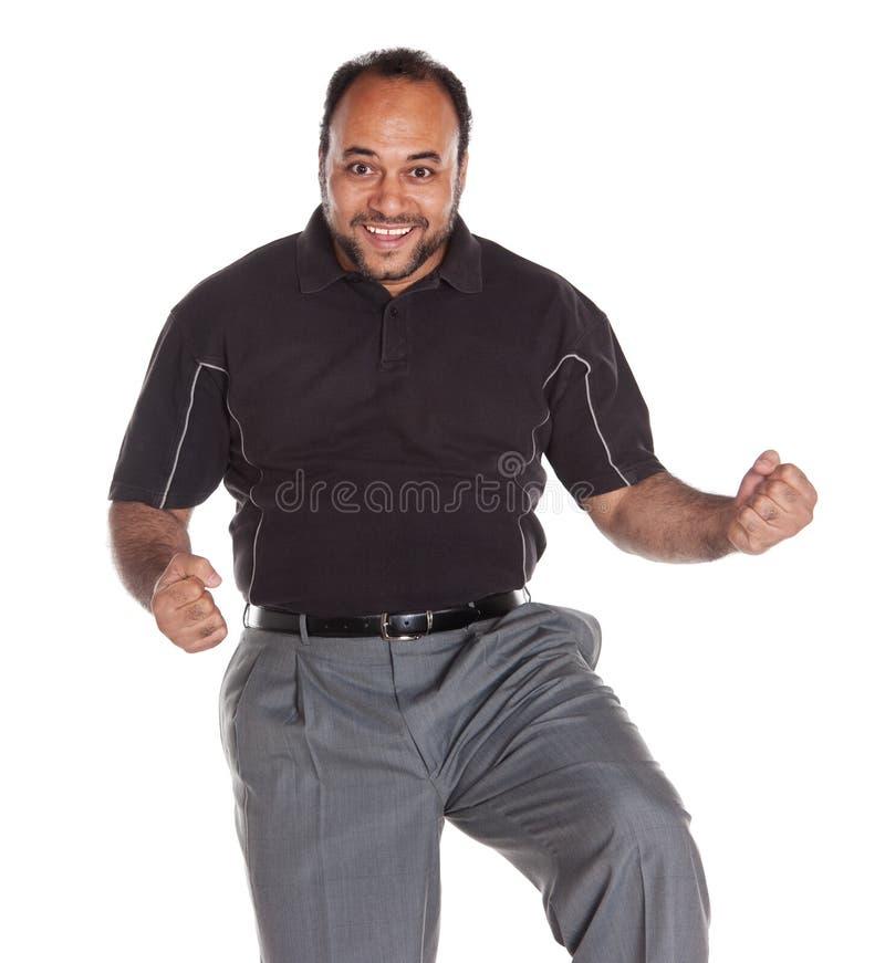 Uomo egiziano immagine stock libera da diritti