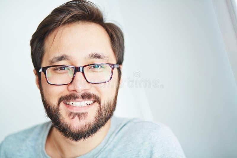 Uomo felice immagini stock libere da diritti