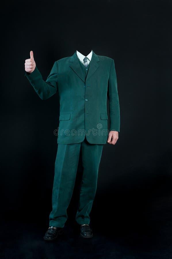 Uomo invisibile immagini stock