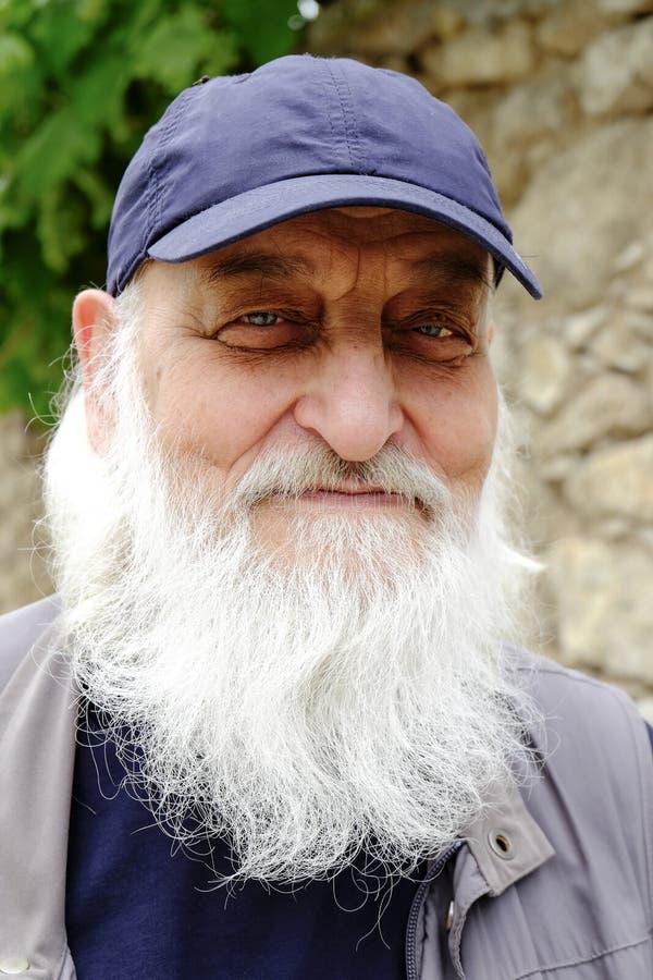 Uomo locale in Karabuk, Turchia fotografie stock