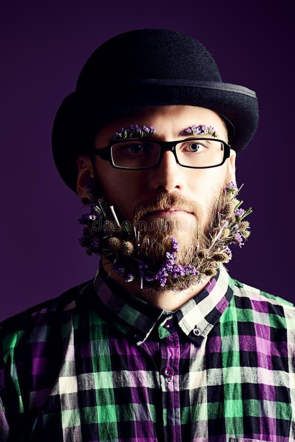 Uomo sconosciuto fotografia stock
