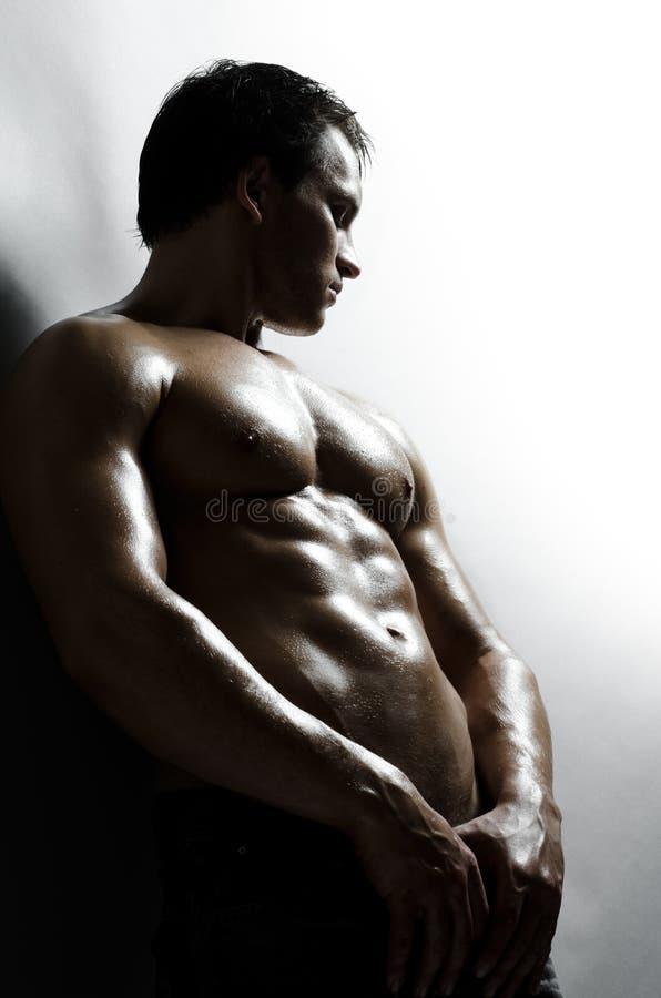 Uomo sexy immagini stock