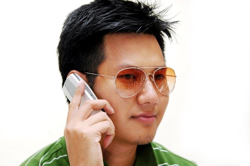 Download Uomo sulla riga fotografia stock. Immagine di isolato, hawai - 220614