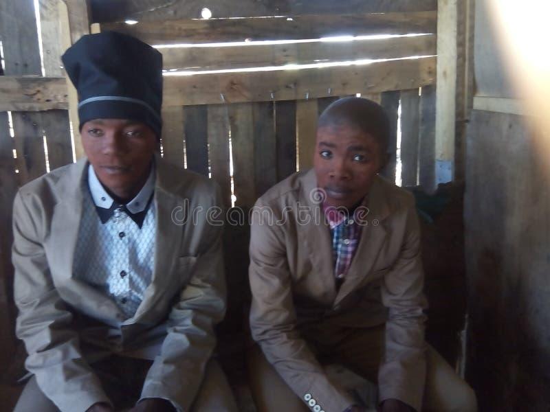Uomo xhosa fotografia stock libera da diritti