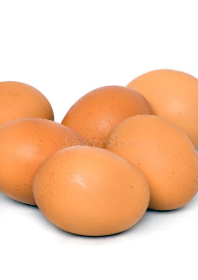 Download Uova fotografia stock. Immagine di uova, alimento, proteina - 350098