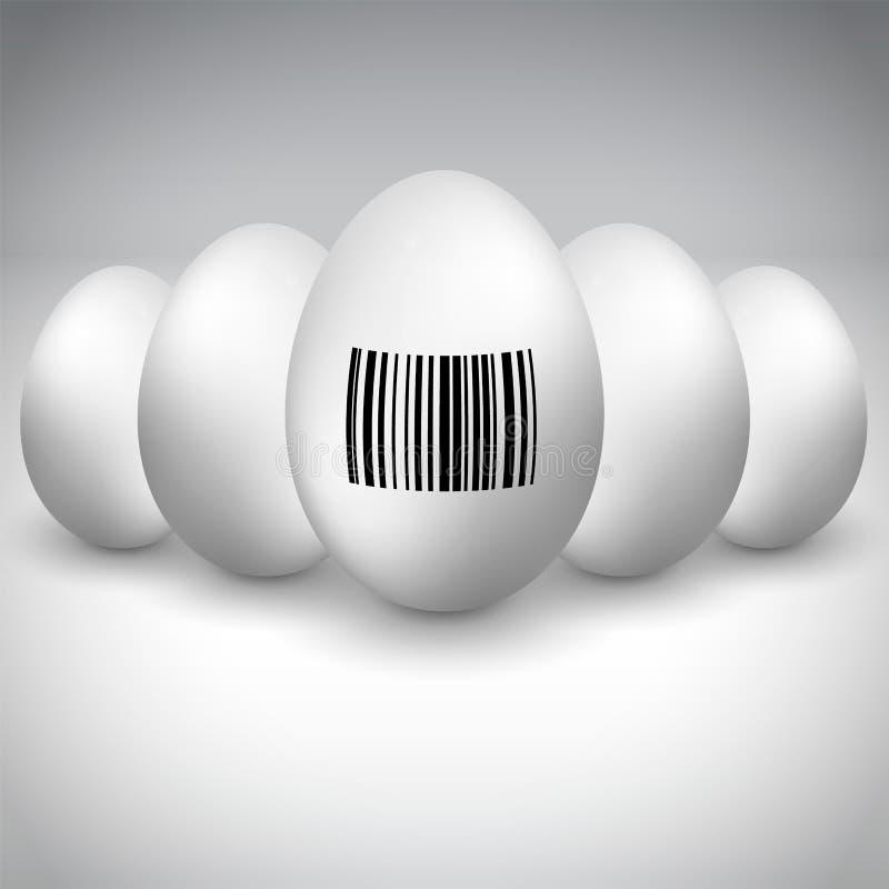Uova illustrazione di stock