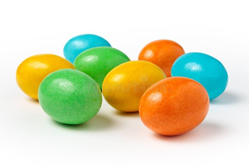 Uova di caramella fotografia stock libera da diritti