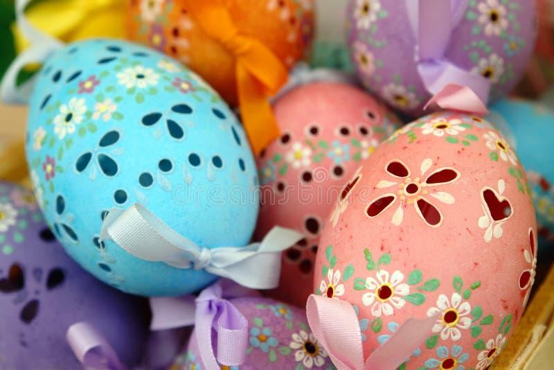 Download Uova di Pasqua immagine stock. Immagine di saltato, bello - 3877635