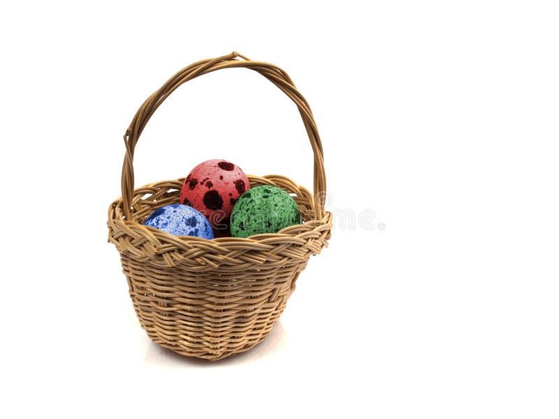 Uova di quaglie di Pasqua
