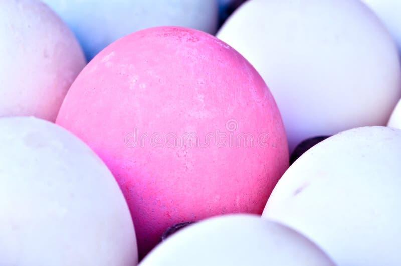 Uovo in contenitore di cartone immagine stock
